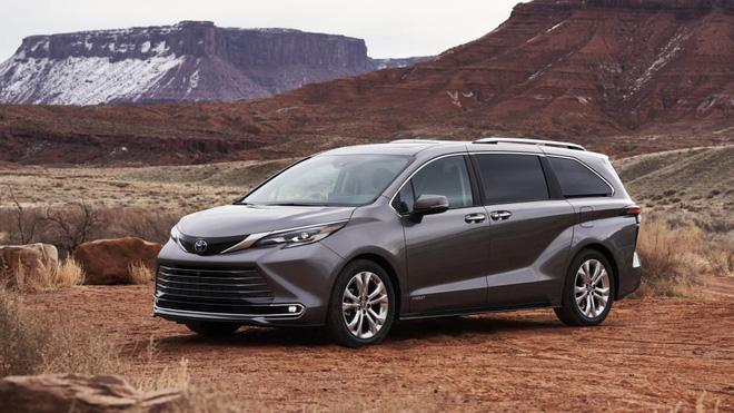 Toyota Sienna mẫu MPV thế hệ mới ra mắt liệu có đánh bật được Mitsubishi Xpander tại Việt Nam
