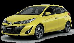 Toyota Yaris 1.5G CVT tại Nam Định