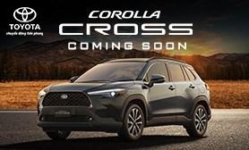 Toyota Corolla Cross 1.8G