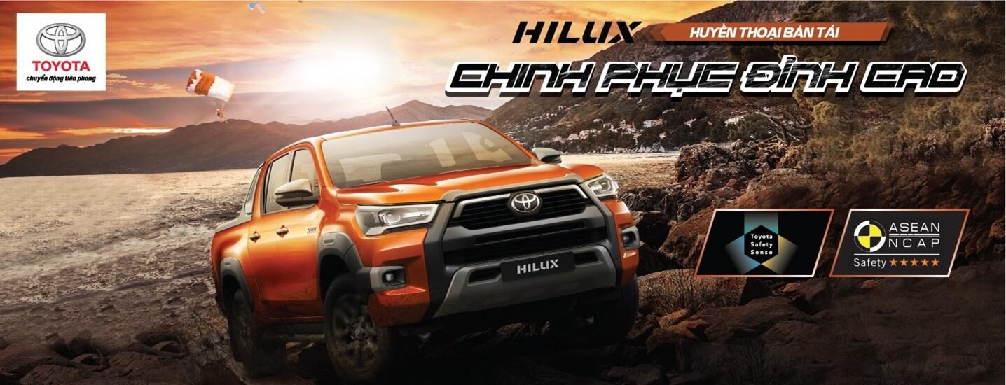 Toyota Nam Định - hilux
