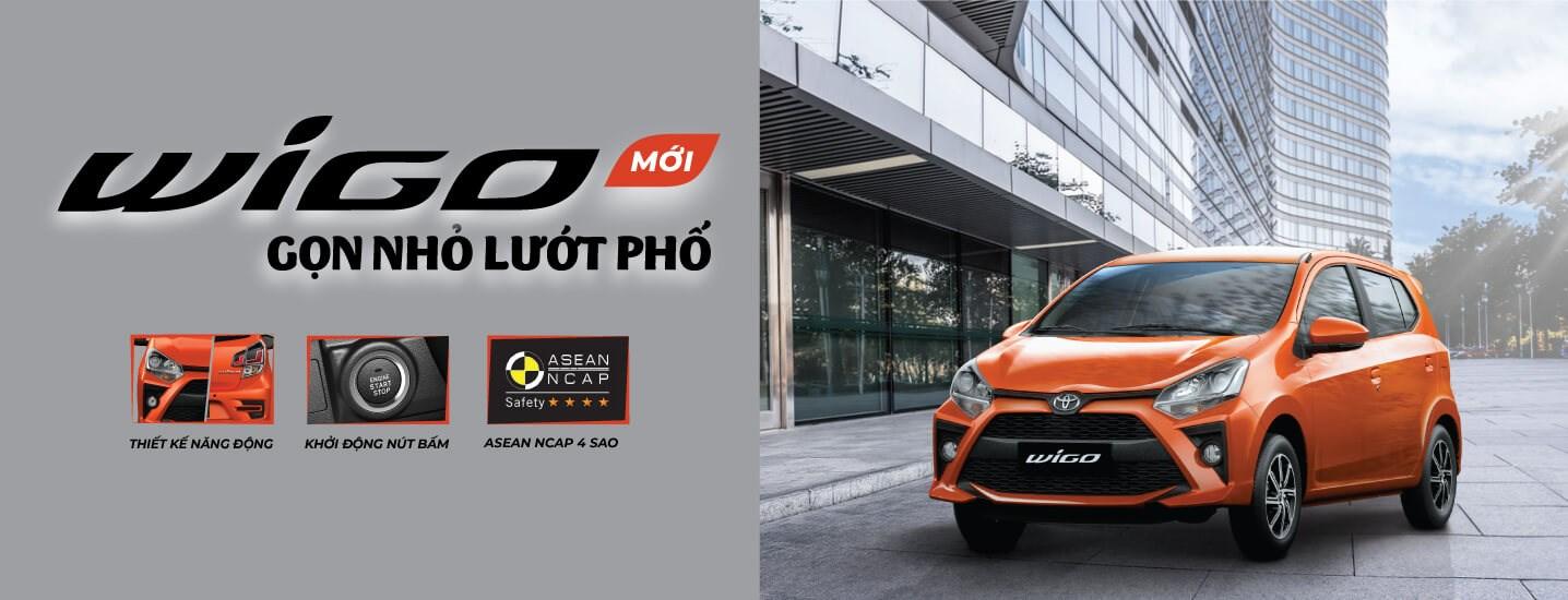 Toyota Nam Định - Toyota wigo