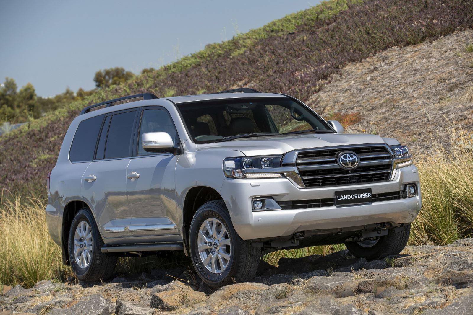 Toyota Land Cruiser Sahara Horizon phiên bản giới hạn ra mắt, giá hơn 2 tỷ đồng
